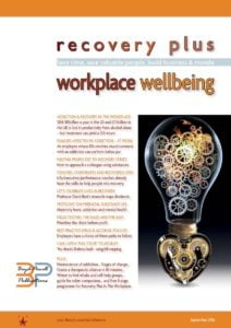 The world's 1st publication devoted to handling alcohol & drug problems in the workplace - and recovery solutions