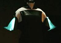 Metamorphosis-alcohol garment