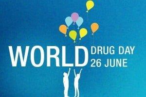 worlddrugday 26 June